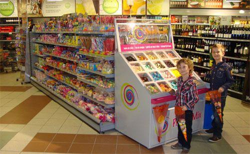 Snoepgroothandel Trendy Candy