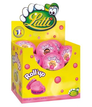 Trendy Candy Lutti Roll Up Fruit