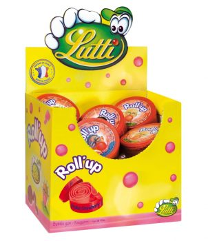 Trendy Candy Lutti Roll Up Aardbei