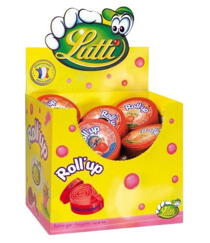 Trendy Candy Lutti Roll Up Aardbei