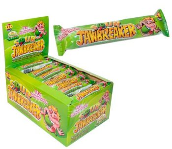 Zed Jawbreakers Sweet & Sour 5 pack