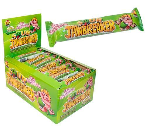 Zed Jawbreakers Sweet & Sour 5 pack