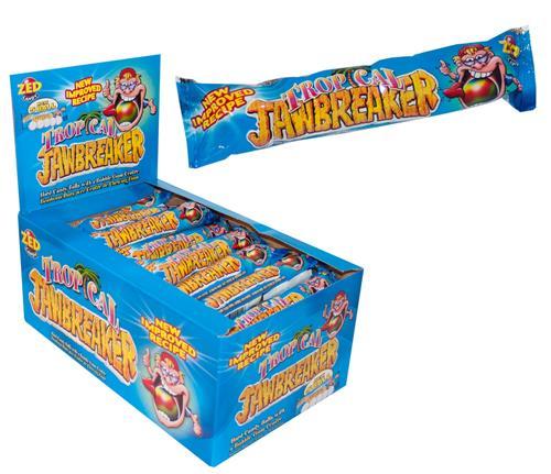 Zed Jawbreakers Tropical 5 pack