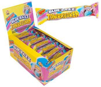 Zed Jawbreakers Blue Razz 5 strip