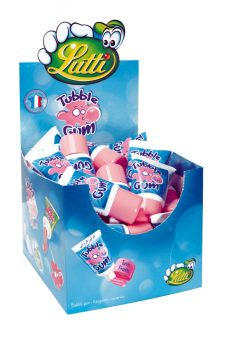 Trendy Candy Lutti Tubble Gum Fruit