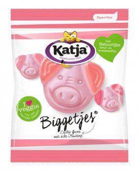 Trendy Candy Katja Biggetjes 70 gr