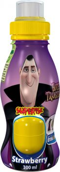 Surprise Drinks Aardbei (Hotel Transylvania) 0,3 ltr. 6 st.