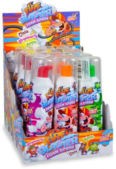 Trendy Candy AS Fire Blaster Candy Foam