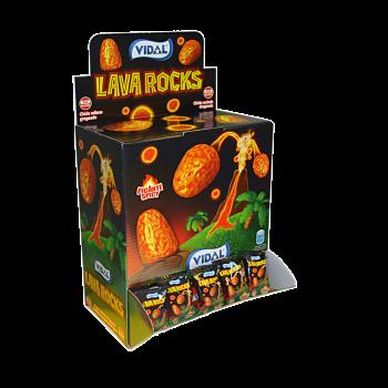 Vidal Lava Stones Gum 200 stuks