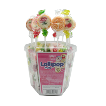 AS - Rocks Lollypops 100 stuks