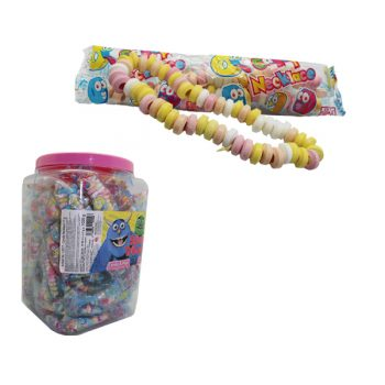 AS - Candy Necklace/Ketting 60 stuks