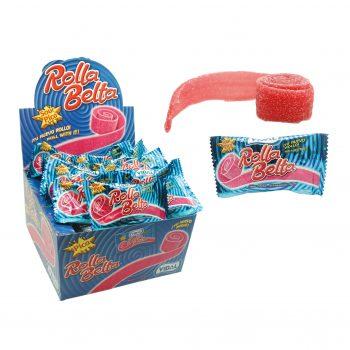 Vidal - Rolla Belta Strawberry 24 stuks