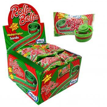 Vidal - Rolla Belta Watermelon 24 stuks