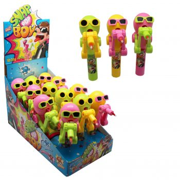 AS - Snap Pop Boy 12 stuks