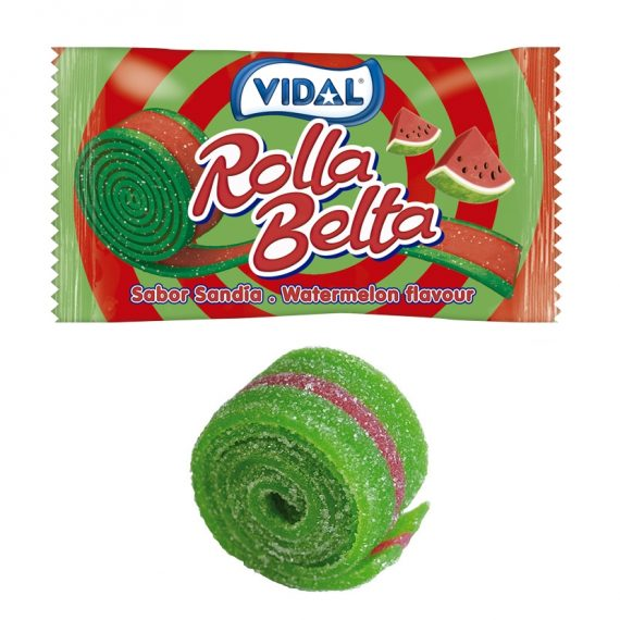 431389 – Vidal – Rolla Belta Watermelon 24 stuks 1