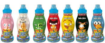 Surprise Angry Birds Multifruit 0,3 ltr.