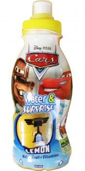 Water&Surprise Drinks - Cars Lemon 300ml
