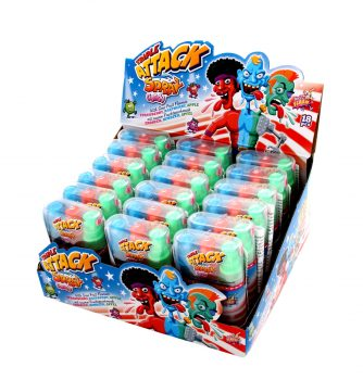 AS - Triple Attack Candy Spray 18 stuks