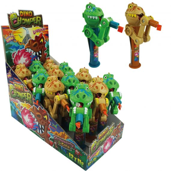 AS – Dino Chomper with lolly 12 st.