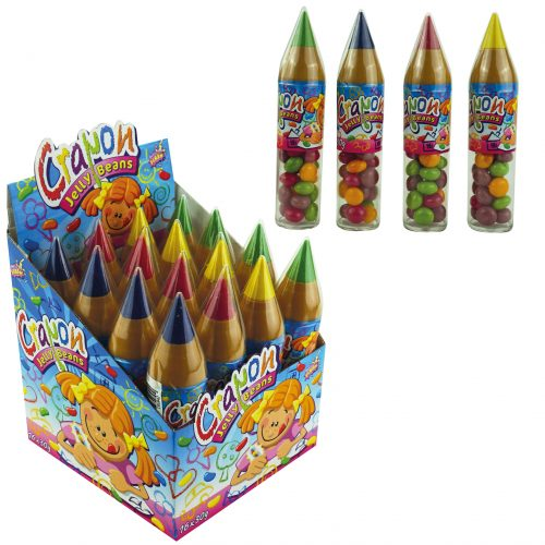AS – Crayon with Jelly Beans 16 st.