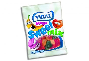 Vidal - Mega Sweet Mix 100gr. 14st.