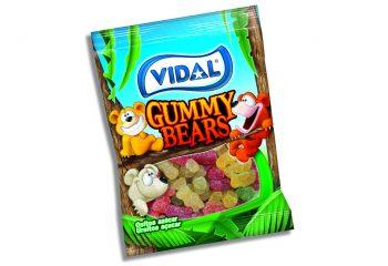 Vidal - Gummy Bears 100gr 14st.