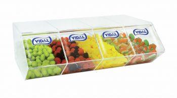 Vidal - Pick & Mix Display 4 modules