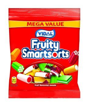Vidal - Fruity Smartsorts 300gr.