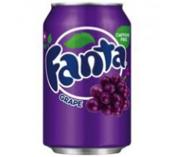 USA - Fanta Grape 355ml 12 stuks