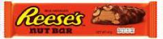 USA - Reese's Nut Bar 18 x 47g.