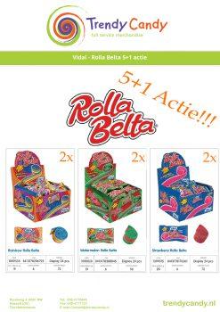 Vidal - Rolla Belta 5+1 actie