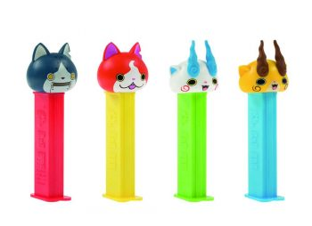 PEZ - Yo-Kai Watch 12st.
