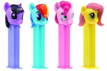 PEZ - My Little Pony 12st.