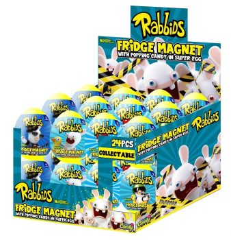TC - Surprise Eggs Rabbits 24 stuks