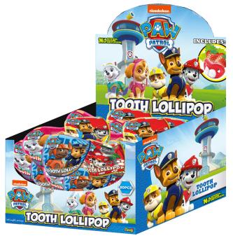 TC - Tooth Candy Paw Patrol 30 stuks