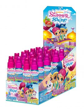 TC - Candy Spray Shimmer and Shine 24 st.