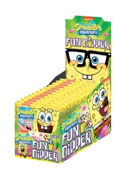 TC - Fun Dipper Sponge Bob 24 st.