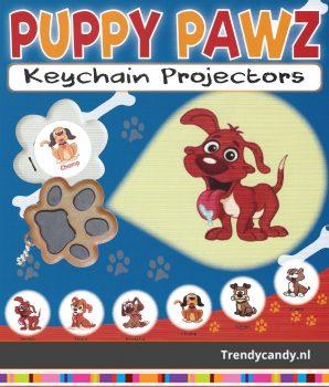 Puppy Pawz Projectors 1 euro capsules 250st.