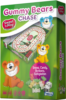 Sweet 'n Play - Gummy Bears Chase