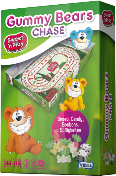 Sweet 'n Play – Gummy Bears Chase
