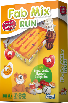 Sweet 'n Play - Fab Mix Run