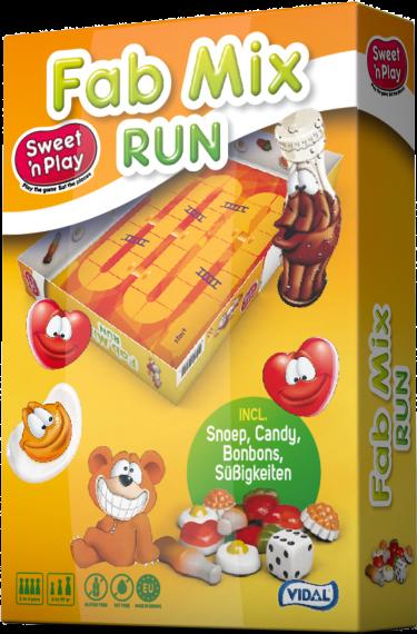 Sweet 'n Play – Fab Mix Run