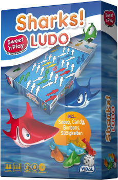 Sweet 'n Play - Sharks Ludo