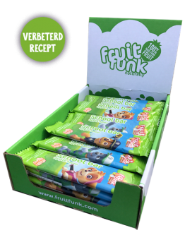 Fruitfunk - Paw Patrol Fruitbars Apple 24st.