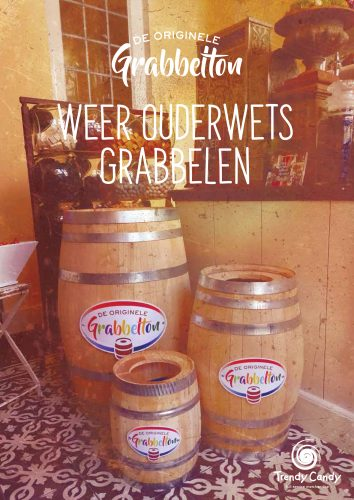 Trendy Candy presenteert De Originele Grabbelton