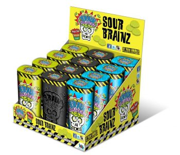 Brain Blaster - Metal Box 12 st.