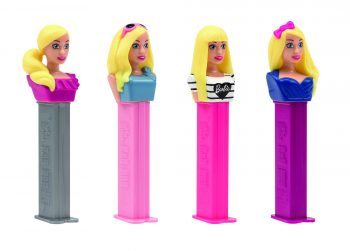 PEZ - Barbie 12st.