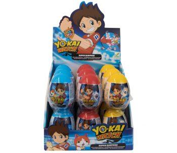 Yo-Kai Watch Plastic Eggs 18 st.