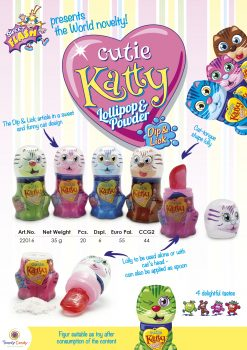 AS - Cutie Katty Candy Licker 20pcs