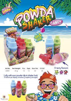 AS - Powda Shaker 12 st.